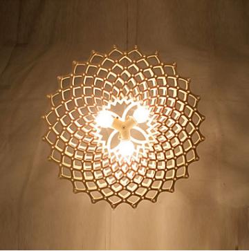 Home > Woonverlichting > Hanglampen > Houten Hanglamp Serie 300