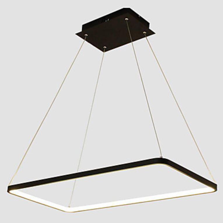 Vaak Hanglamp - LED - Vierkant Serie 301 - LED Hanglampen - The Lights CE26