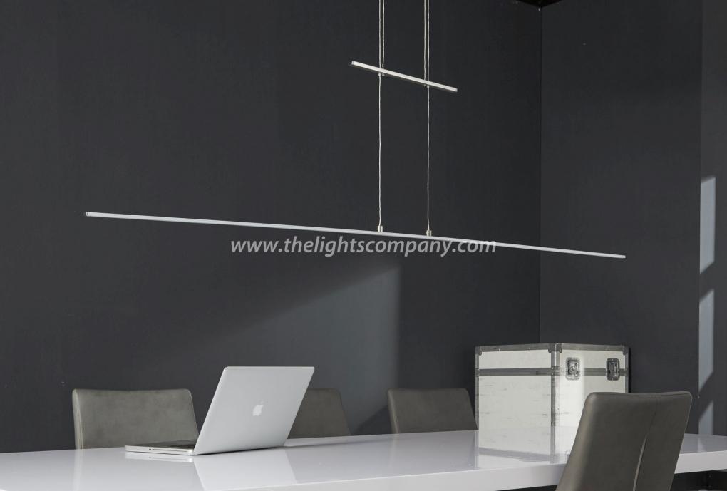 hanglamp led dimbaar met afstandsbediening serie 101 led hanglampen the lights company. Black Bedroom Furniture Sets. Home Design Ideas